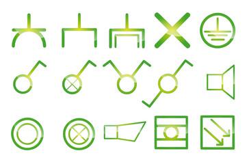 Schaltsymbole Elektrotechnik