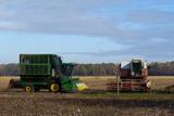 Autumn Farming Vehicles