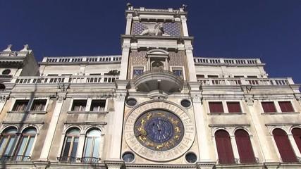 venezia torre dell'orologio piazza san marco