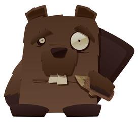 Strange Beaver
