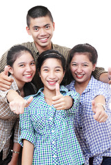 Asian Teenagers