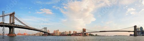 Fototapeten,new york,new york city,manhattan,brücke