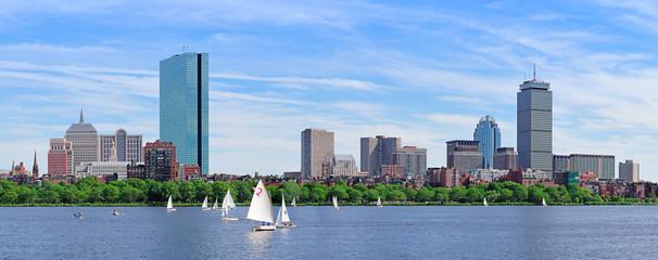Urban City skyline panorama