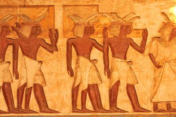Egyptian porters