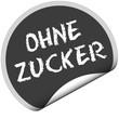 TF-Sticker rund curl unten OHNE ZUCKER