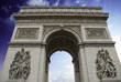 Arc de Triomphe in Paris