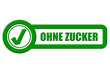 CB-Schild grün rel OHNE ZUCKER