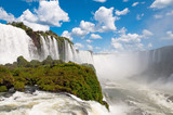 Fototapety Iguazu Falls Argentina