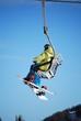 snowboard - seggiovia