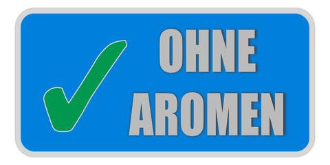 CB-Sticker blau oc OHNE AROMEN