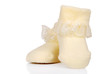 Infant Yellow Baby shoes