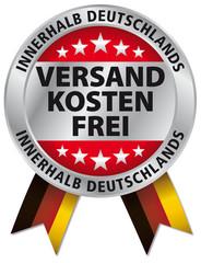 Versand kostenfrei - innerhalb Deutschlands