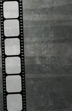 Film strip fond