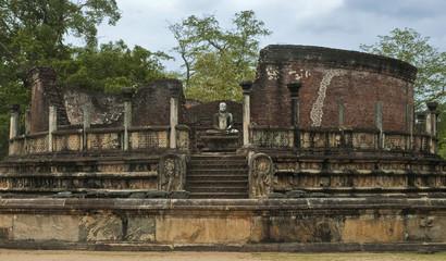 polonnaruwa, rovine 04