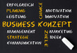 Business Konzept