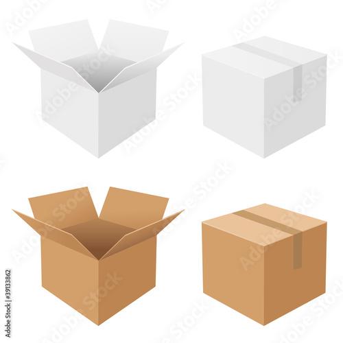 Boxes Set - 39133862