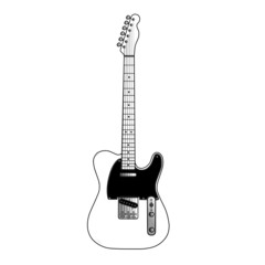 white country rock guitar