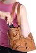 Diebstahl Handy aus Handtasche