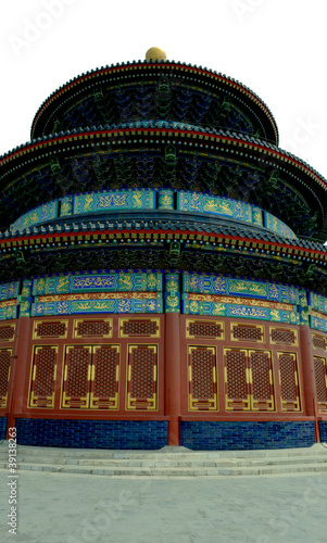 Beijing (Peking), China – Temple of Heavon (Himmelstempel)