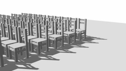 Leader chair