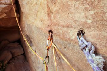Climbing Jordan, Wadi Rum.