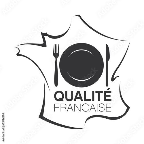 Carte de France Design Vecteur Carte de France et