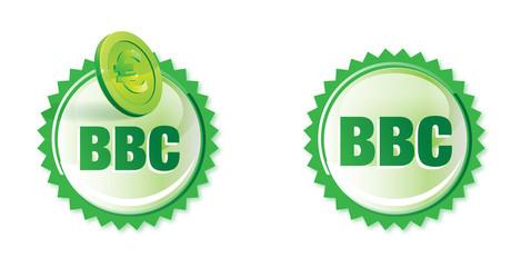 BBC : bouton Batiment basse consommation