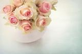 Fototapety White roses