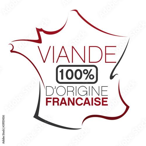 Carte de France Design Vecteur Carte France et