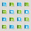 Label - hotel icons