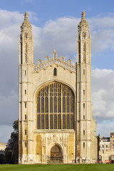 King's College Chapel Cambridge UK