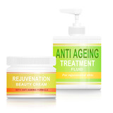 Anti ageing products. poster