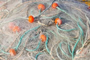filet de pêcheur
