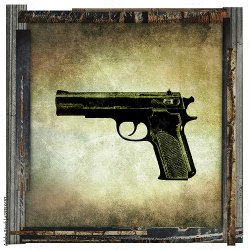 pistol print