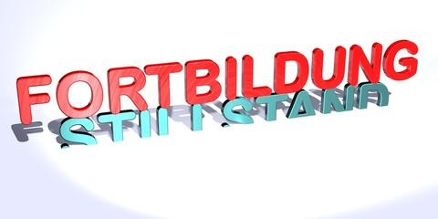 3D Gegensätze - FORTBILDUNG - STILLSTAND