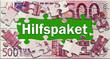 Hilfspaket - Puzzle - Geldschein