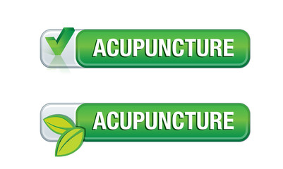 boutons d'acupuncture