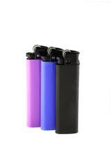 Colour lighters