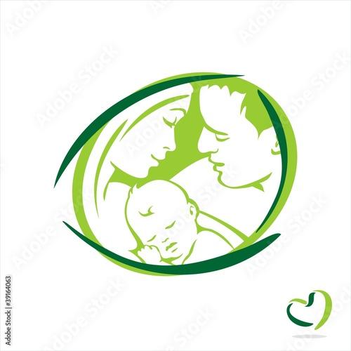 family logo