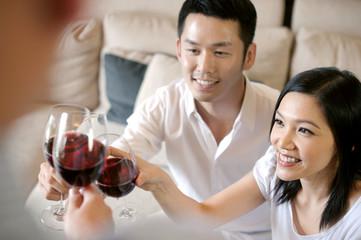 Asian Family Lifestyle