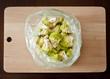 Broccolo romano pronto da cucinare