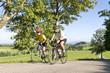 Auf Tour mit dem Rennrad