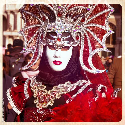 Maschera, carnevale di Venezia