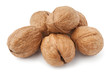 walnuts heap