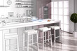 Kitchen in Planing II