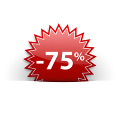 Promotions -75%