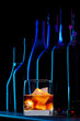 whisky drink in the bar