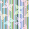 Striped pastel pattern