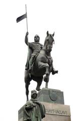 Statue of saint Vaclav