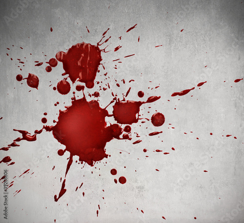 Aluminium Vormen Blood stain